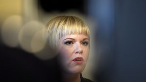Annika Saarikko (C)