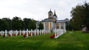 Malax kyrka.