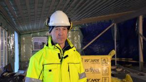 Korsholm tekniska direktör Ben Antell.