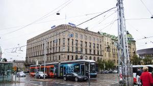 Mannerheimvägen Helsingfors