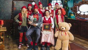 Joulukalenteri: Tonttuakatemia