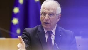 EU:s utrikespolitiska representant Josep Borrell