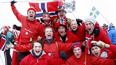 Norge skulle dominera ny kombination