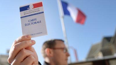Fransk presidentkandidat anklagas formellt