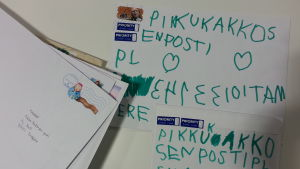 Pikku Kakkosen postin postipino