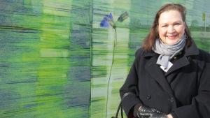 Annelie Bränström Öhman, professor i litteraturvetenskap vid universitetet i Umeå.