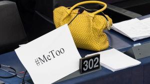 EU-parlamentet debatterade trakasserier