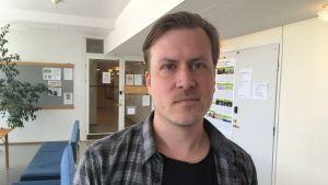 Profilbild på Jukka Reiniharju.