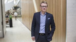 Timo Lappi, toimitusjohtaja, Matkailu- ja ravintolapalvelut MaRa.
