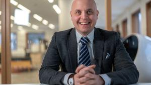 Turre Legalin lakimies Herkko Hietanen