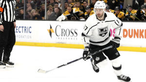 Ilja Kovaltjuk i Los Angeles Kings