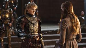 Scen ur tv-serien Game of Thrones