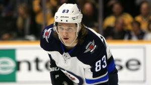 Sami Niku i Winnipeg Jets.