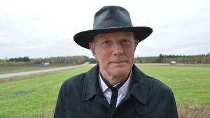 Tommy Olin, medlem i gruppen som förhandlar med vindkraftsbolagen för markägarnas räkning.