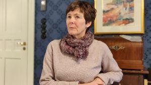 Susanne Lagus berättar att lillajulsfirandet ändrat form genom tiderna.