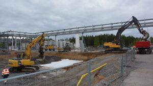 Fermions nybygge i Hangö.