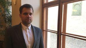 Marko Udras är chef för avdelningen för policymaking på den estniska Handels- och industrikammaren.
