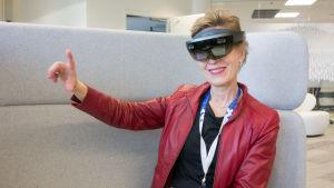 Hanna Nikkilä på Microsoft.