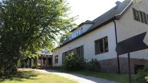 Paret Lönnströms hemmuseum i Raumo