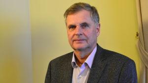lokalitetsdirektör Börje Boström i Borgå.