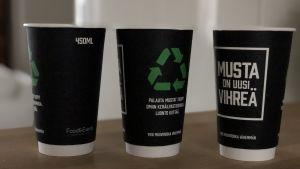 Ett återvinningsbart ölstop som Restel lanserat.