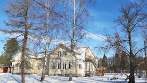 Rödsö före detta skola.