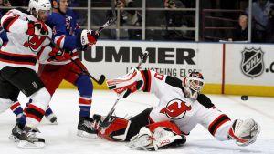 Martin Brodeur, NHL-målvakt
