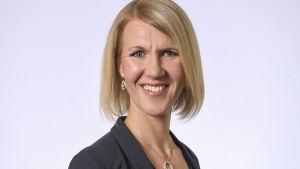 Riksdagsledamot Sari Multala från Samlingspartiet.