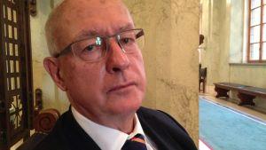 Försvarsexperten Sven Hirdman anser att en allians mellan Finland och Sverige väl räcker till.