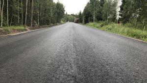 Vallgrundvägen i Korsholm.