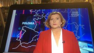 Den polska tv-kanalen TVP Polonias nyheter ses här på nätet.