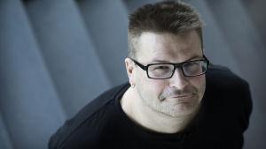 Författaren Miska Rantanen.