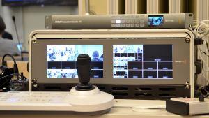 Fullmäktigemötet i Sibbo streamas på webben