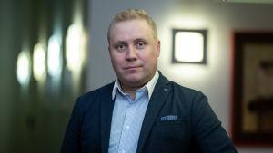 Taloustutkimuksen tutkimuspäällikkö Juho Rahkonen, Helsinki, 30.11.2018.