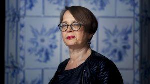 Författaren Carina Burman.