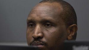 """Bosco """"Terminator"""" Ntaganda dömdes i Haag 7.11.2019 till 30 års fängelse"""