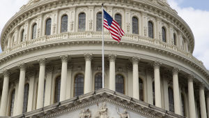 Kongressirakennus Washingtonissa