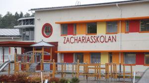 Zachariasskolan i Nykarleby