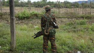 Över 650 000 rohingyer har flytt undan etniska rensningar i delstaten Rakhine i västra Burma