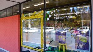 Inbrott i Vårberga apotek 29.03.2018