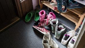 bild på skor