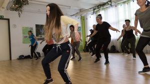 tanssitunti