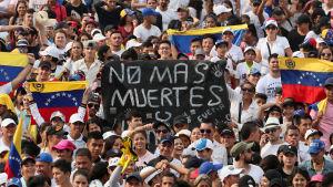 Internationell biståndskonsert för Venezuela i Cucuta, Colombia
