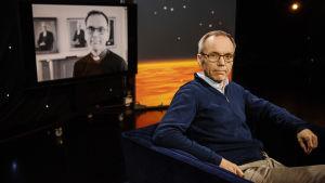 Kuvassa on Björn Vikström.