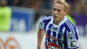 Mikael Forssell är tillbaka i HJK.