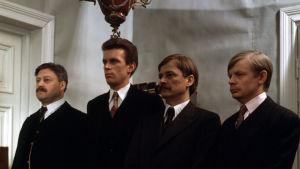 Tv-elokuvasta Isännät ja isäntien varjot