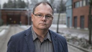 Alo Jüriloo, ylilääkäri, psykiatrisen vankisairaalan Vantaan yksikkö