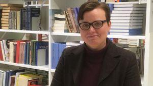 Forskare Ingela Wikman