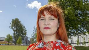 Susanna Mehtonen, juridisk rådgivare vid Amnesty.