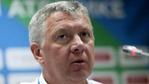 Dmitrij Sjljachtin leder rysk idrott.